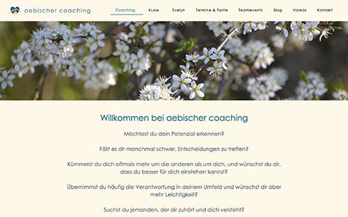 aebischer coaching
